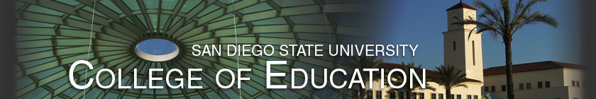 Header image for College of Education